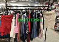 Southeast Asia Used Summer Clothes Cotton Material Womens Second Hand Clothing